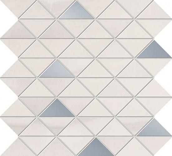 Настенная мозаика Onyx white 298 x 296 mm