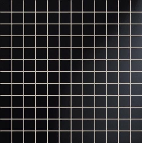 Настенная мозаика Black В 298x298 / 10mm
