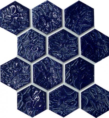 Настенная мозаика Barcelona 4A 220x255 / 8mm