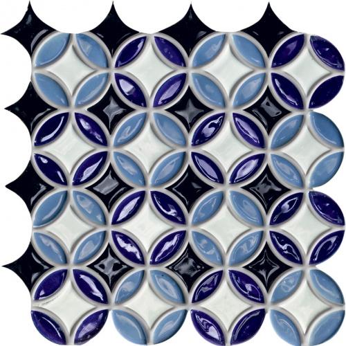 Настенная мозаика Barcelona 5A 314x314 / 8mm