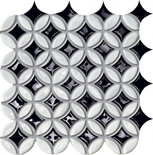Настенная мозаика Barcelona 5В 314x314 / 8mm