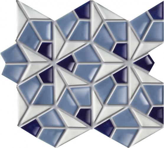 Настенная мозаика Barcelona 6A 295x276 / 8mm