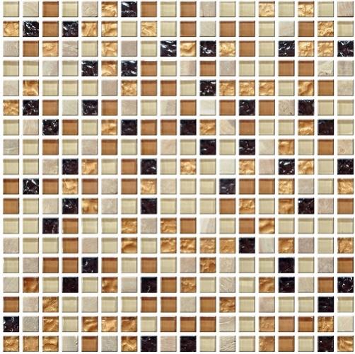 Настенная мозаика 8 mm, A-MMX08-XX-007