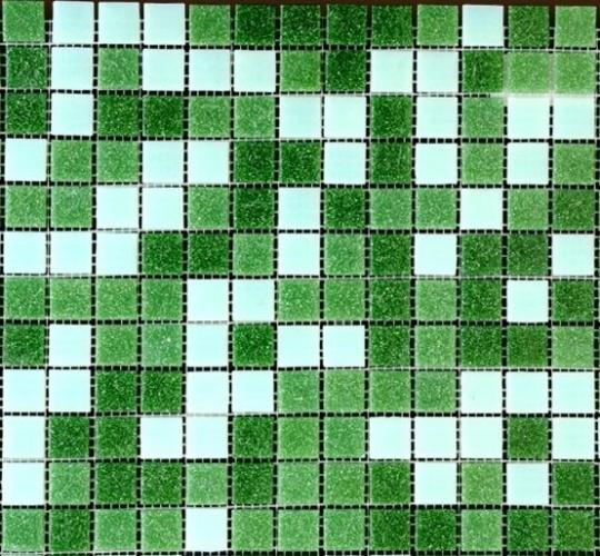 Настенная мозаика для басейна 4mm, A-MPO04-XX-003