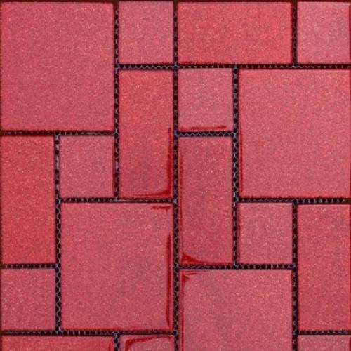 Настенная мозаика 6 mm, A-MGL06-XX-015