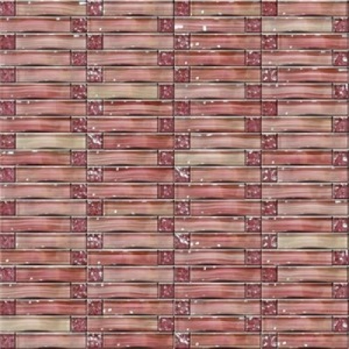 Настенная мозаика 8 mm, A-MGL08-XX-006