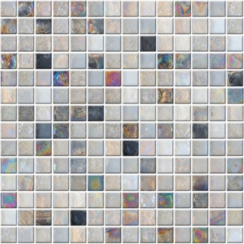 Настенная мозаика 8 mm, A-MGL08-XX-044